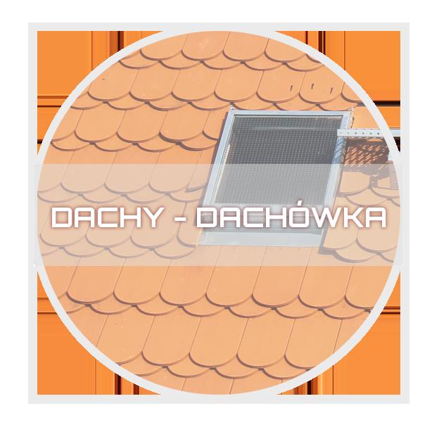 Dachy dachówka