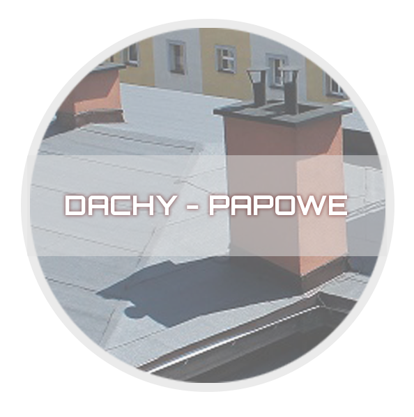 Dachy papowe